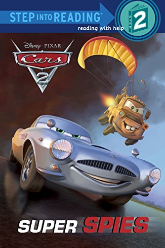 (Super Spies (Disney/Pixar Cars 2) (Step into Reading))