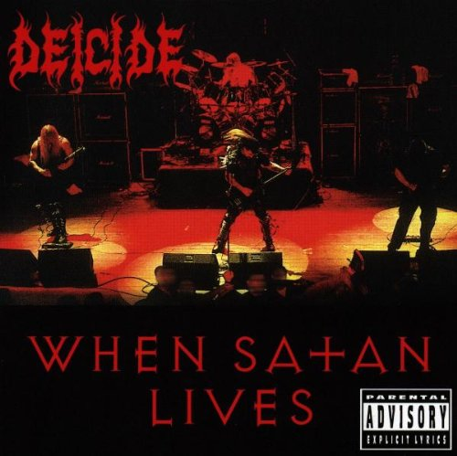 When Satan Lives - Live by Roadrunner Records
