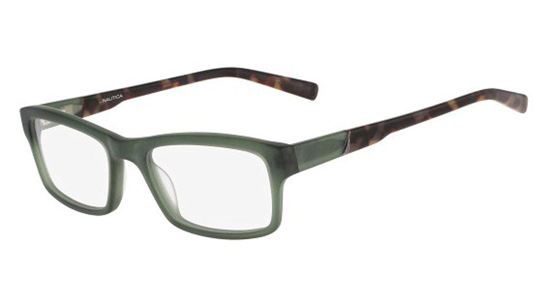 Eyeglasses NAUTICA N8113 325 MATTE OLIVE