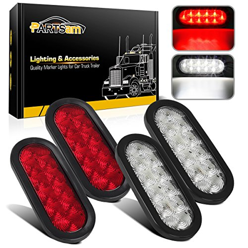 Flat Led Tail Lights in US - 3