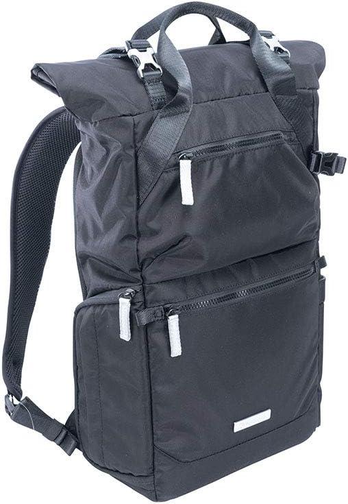 Vanguard VEO FLEX47M BK Backpack for Mirrorless/CSC Camera, Black