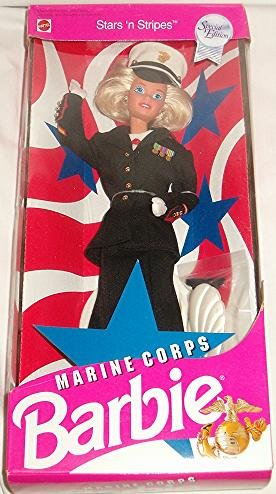 Stars 'n Stripes Marine Corps (Barbie Stars N Stripes)