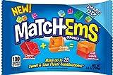 Match-Ems Gummies Candy From Bazooka, Mix, Gummy