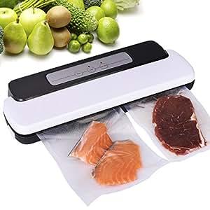 Vacuum Sealer Machine, Vacuum Machines for Food Saver with Advanced Vacuum Sealing System ,Vacuum Bags and Vacuum Roll