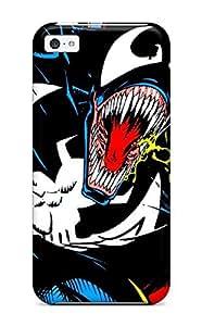 Brand New 5c Defender Case For Iphone (venom)