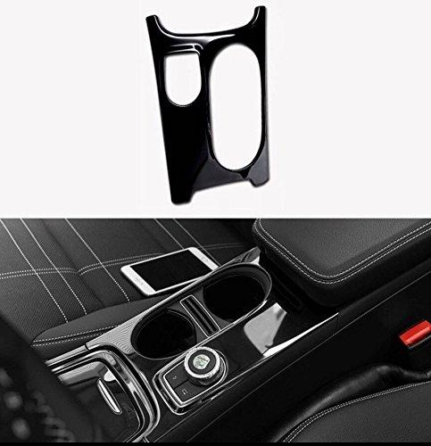 Emblem Trading Mittelkonsole Armaturenbrett Blende Verkleidung Rahmen Lack Schwarz Flex Autozubeh/ör