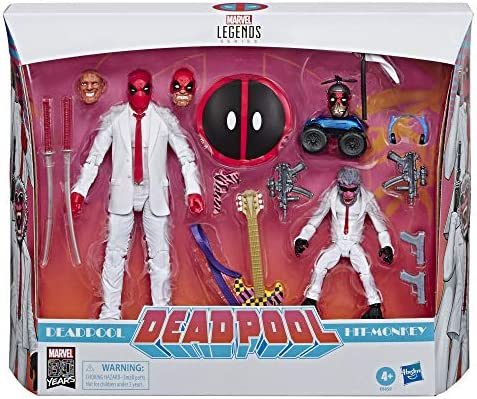 Marvel Legends - Pack Trajes (Hasbro E88505L0): Amazon.es ...