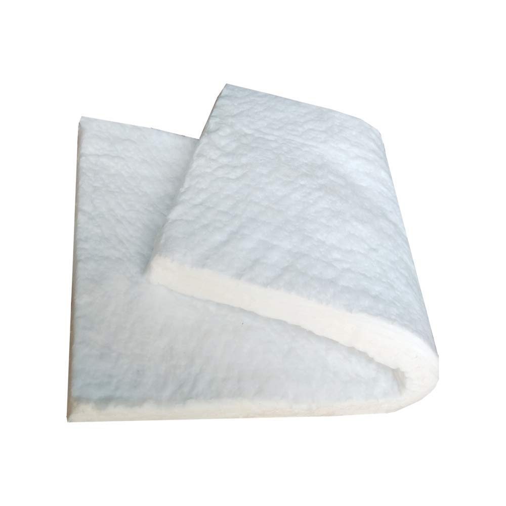 Ceramic Fiber Insulation Blanket 2300F 6# 1'' X 24'' X 25' for Wood Stoves, Fireplaces, Kilns, Furnaces by Simond Store (Image #2)