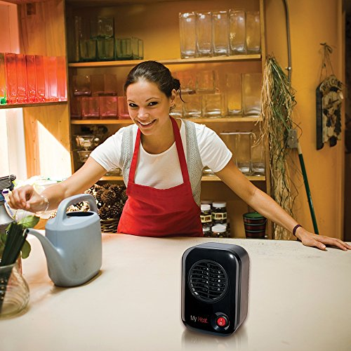 Lasko #100 MyHeat Personal Ceramic Heater