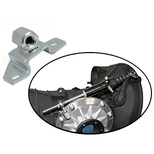 Slave Cylinder Bracket - EMPI 17-2814 HYDRAULIC CLUTCH SLAVE BRACKET - T1 Transmission - Each - VW Dune buggy Bug Ghia Trike Baja