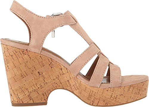 COACH Womens Kennedy Beechwood Wedge Sandal Size 11M NwjXUID