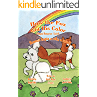 How the Fox Got His Color Bilingual Hungarian-English