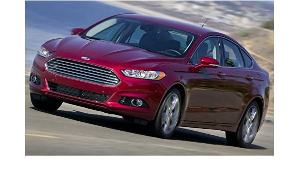 Ford Fusion Customized 22x14 inch Silk Print Poster Seda ...