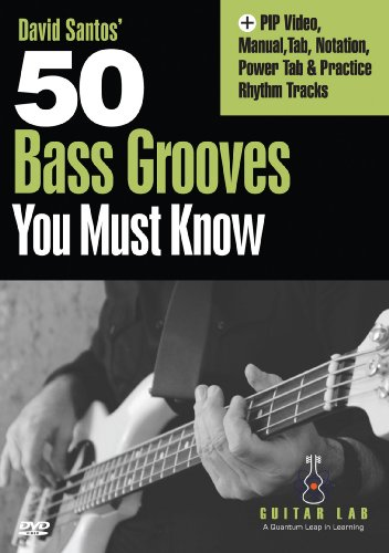 (50 Bass Grooves You Must Know)