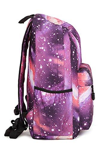 Frais dos Voyages loisirs fonction multi Nylon Violet Sac à Keshi scolaire wI5qFgxw1n