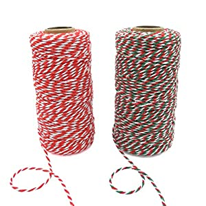 Nature Jute and Christmas Twine