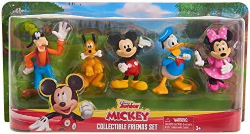 Disney Mickey Collectible Figure Set