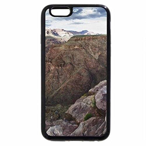 iPhone 6S / iPhone 6 Case (Black) PLATEAU POINT, GRAND CANYON