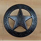 Beautiful Set Of 24 Fancy Garland Lone Star Drawer Pulls Cabinet Knobs Western  Southwest Decor Texas (