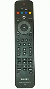 Philips DVD Home Theater Remote Control NC200UD Supplied with models: HTS3306 HTS5506