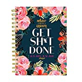 Advice from a Unicorn Get Sh*t Done Medium Daily Weekly Monthly 2020 Planner: July 2019 - June 2020 (Academic School Year, Student Planner)
