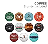 Green Mountain Coffee Keurig Coffee Lovers Variety Pack Single-Serve K-Cup Sampler, 40 Count