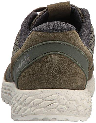 Nuovo Equilibrio Uomo Fresco Schiuma Gobi V2 Trail Running Shoe Trionfo Verde / Fantasma