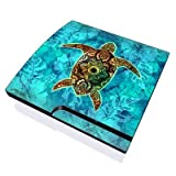 Sacred Honu Design Skin Decal Sticker for the Playstation 3 PS3 SLIM Console by MyGift