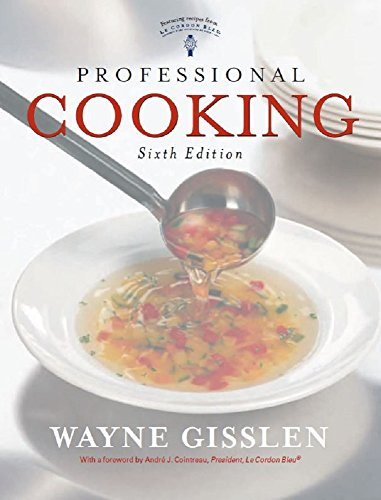 Professional Cooking (English Edition)