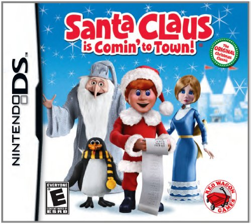 Santa Claus Is Coming to town - Nintendo DS (Colors Santa Claus)