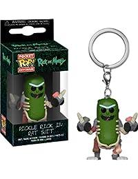 Funko Pop Keychain Rick & Morty Rick In Rat Suit
