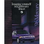 1996 mercury tracer reviews