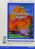 Introductory Algebra, Books a la Carte Edition Plus MyMathLab -- Access Card Package, Lial, Margaret and Hornsby, John, 0321914538