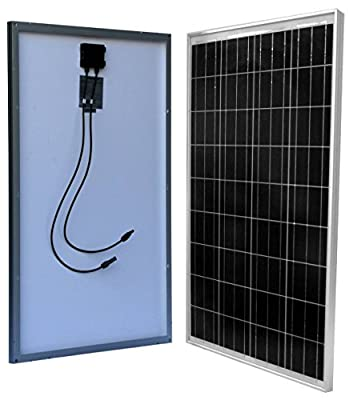 Best Cheap Deal for WindyNation 100 Watt 100W Solar Panel for 12 Volt Battery Charging RV, Boat, Off Grid by WindyNation - Free 2 Day Shipping Available