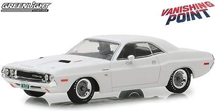 Greenlight Dodge Challenger RT 1970 Vanishing Point 44820 A 1//64