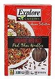 Explore Cuisine Noodle Red Rice Pad Thai, 8 oz