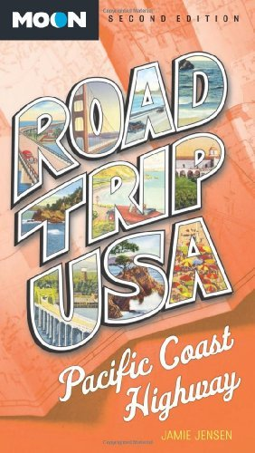 Road Trip USA Pacific Coast Highway by Jamie Jensen (2012-05-22)