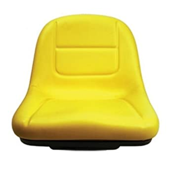 Amazon.com: John Deere Cortacésped Tractor Seat G110 L100 ...