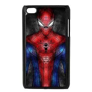 iPod Touch 4 Phone Cases Black Spiderman BGU276898