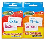 Flash Cards Multiplication And Division. Plus Free Bonus - Best Reviews Guide