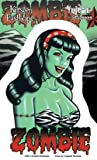 Kirsten Easthope - Zombie Pinup Girl - Sticker / Decal