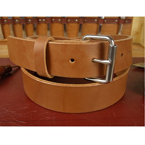 Heavy Leather Holster Amish Handmade product image