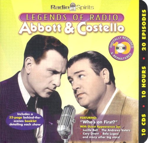 Abbott & Costello: Legends of Radio