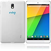 Indigi White 7-in Android 4.2 JB Dual Core Tablet PC Dual Cam WiFi Premium Leather Back