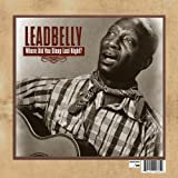 Where Did You Sleep Last Night: Lead Belly Legacy, Vol. 1 [Vinyl]