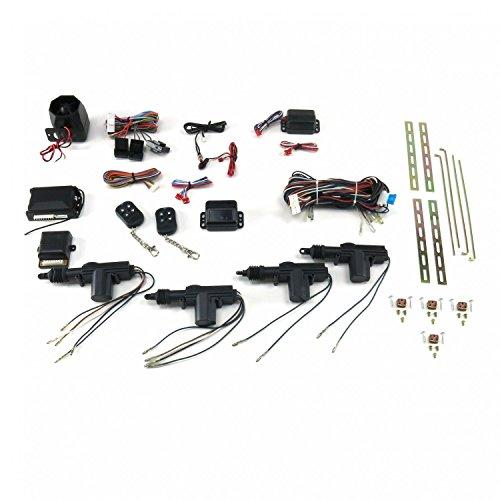 AutoLoc Power Accessories AUTPTCCA PT Cruiser Power Door Lock Kit with Alarm and Remotes mac gear 427 formula 350