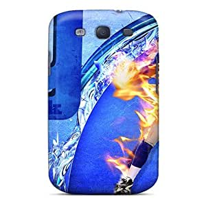 Galaxy Cases - Tpu Cases Protective For Galaxy S3- New York Giants