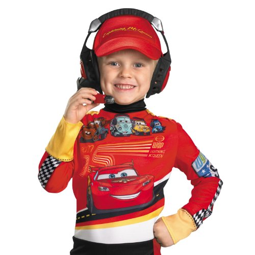 Race Costumes (Cars 2 Race Car Head Set)