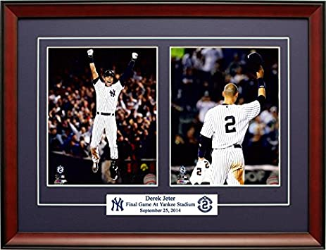 The Final Game At Yankee Stadium Photo Collage New York Yankees Derek Jeter