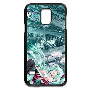 Hatsune Miku Scratch Case Cover For Samsung Galaxy S5 - Style Cover wangjiang maoyi